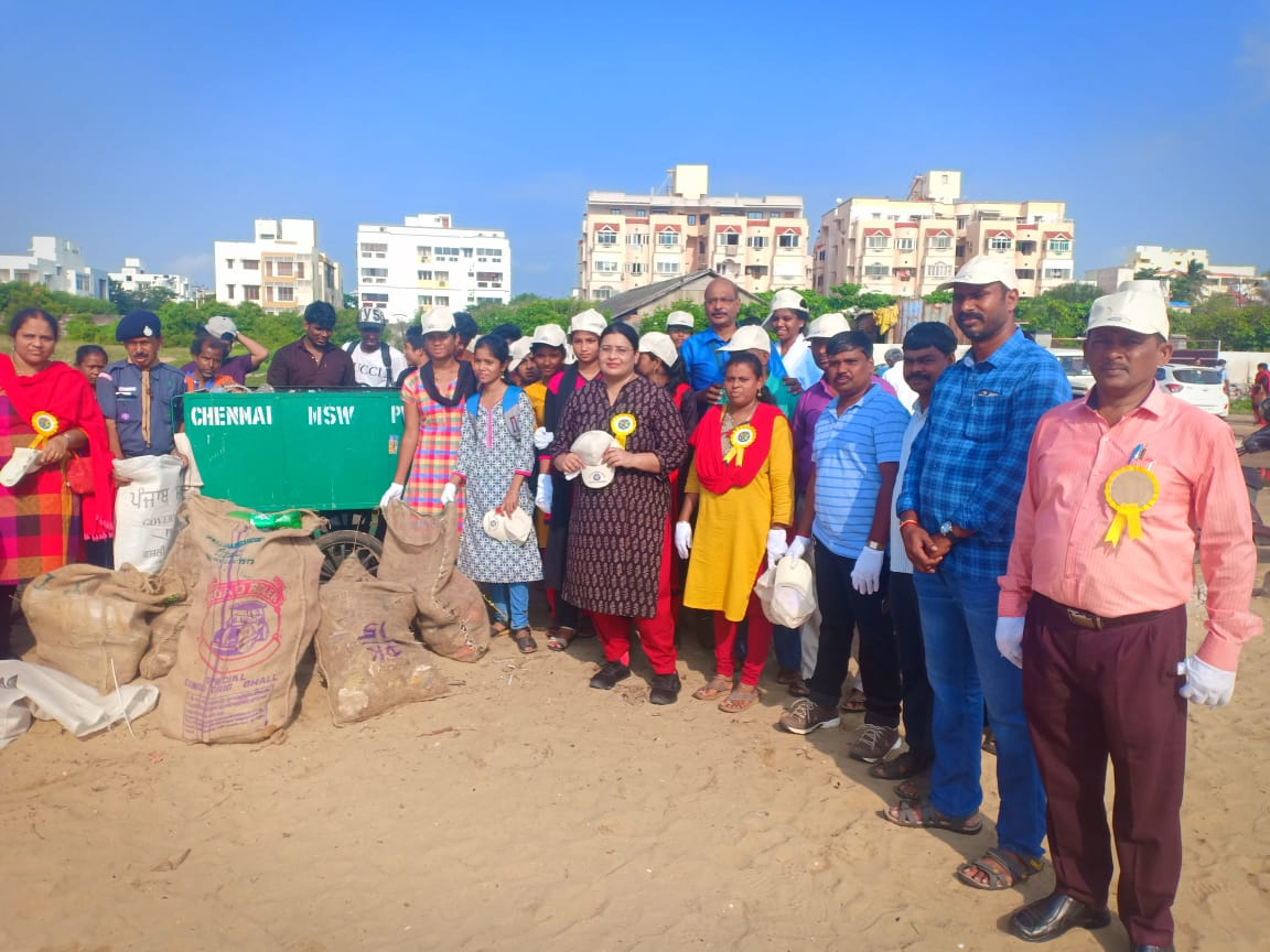 International Coastal Cleanup Day 2019